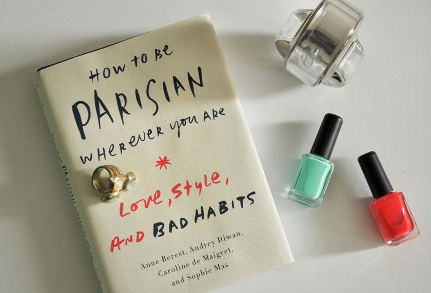 Knjiga Kako biti Parizanka kjerkoli si (2)