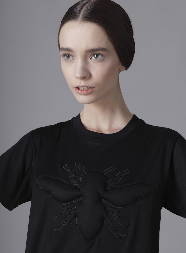 Slovenski model Prisha Justinek predstavlja DI MORABITO SS15- di morabito spring summer 2015 (4)