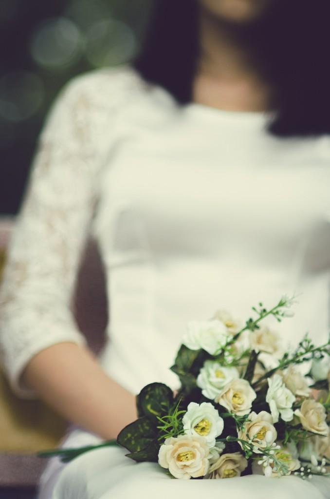 Rustikalne poročne obleke so nov trend