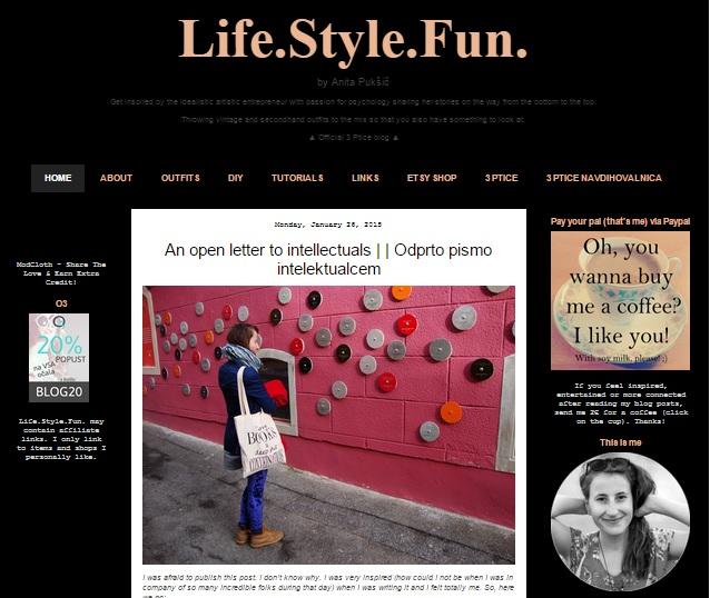 slovenski modni blogi-life style fun