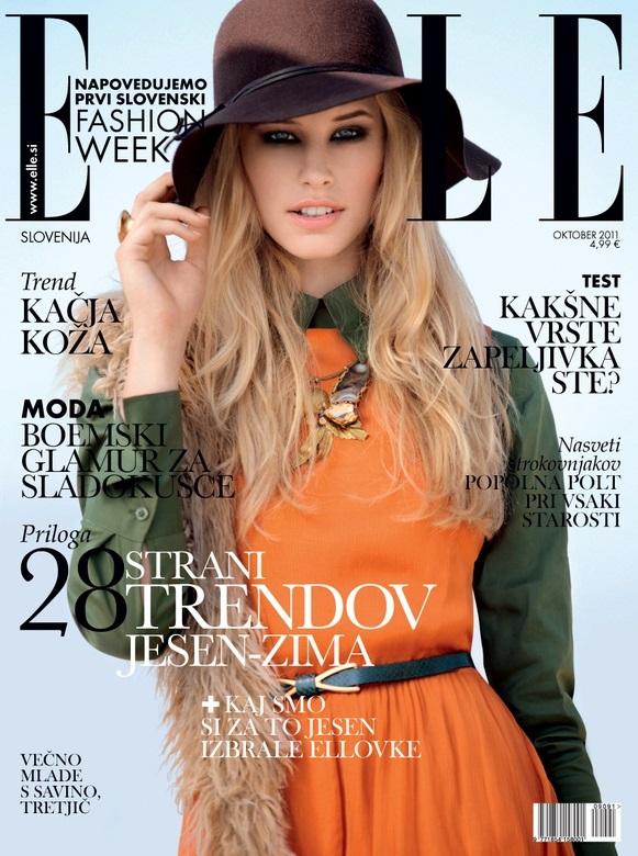 anja korosec-slovenski top modeli