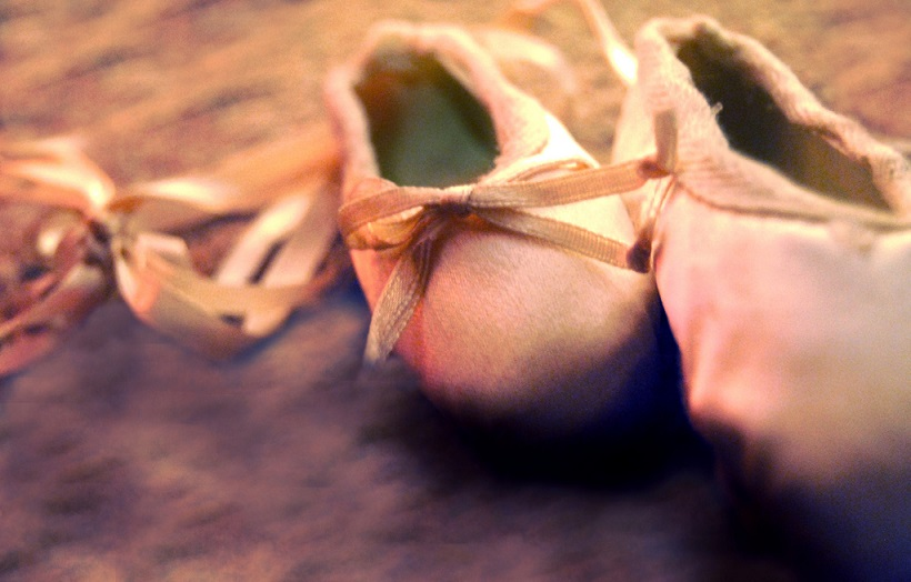 balerinke-baletni copati